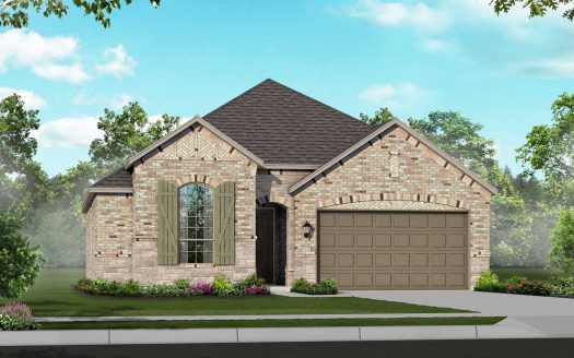 Highland Homes West Crossing subdivision  Anna TX 75409