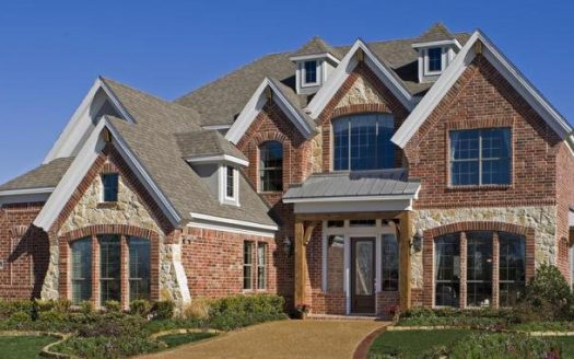 Grand Homes Las Brisas at Mira Lagos subdivision  Grand Prairie TX 75054