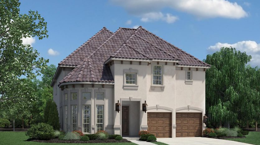 Toll Brothers Phillips Creek Ranch - The Marshall Collection subdivision  Frisco TX 75036