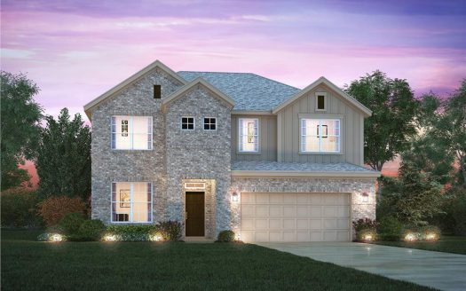 M/I Homes Hillside On The Lake subdivision  Garland TX 75043