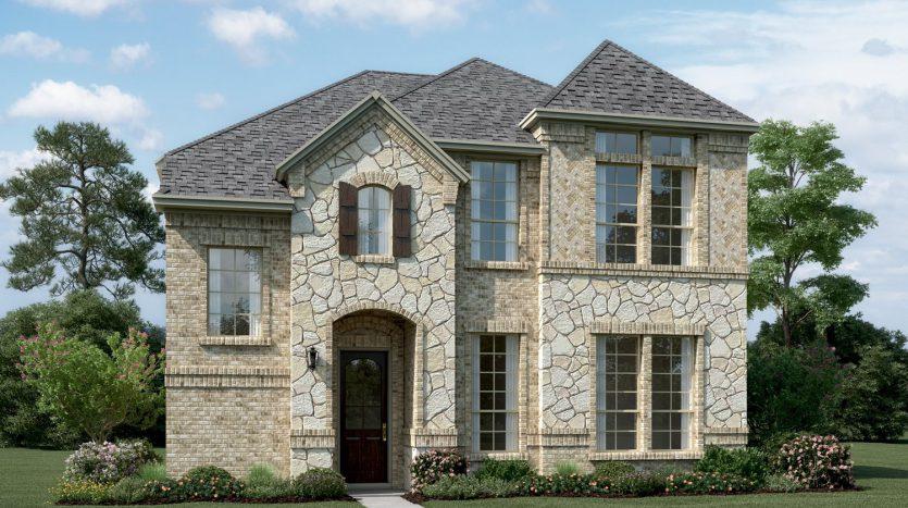 K. Hovnanian® Homes Palisades subdivision  Richardson TX 75080
