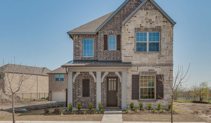 David Weekley Homes Spicewood at Craig Ranch subdivision  McKinney TX 75070