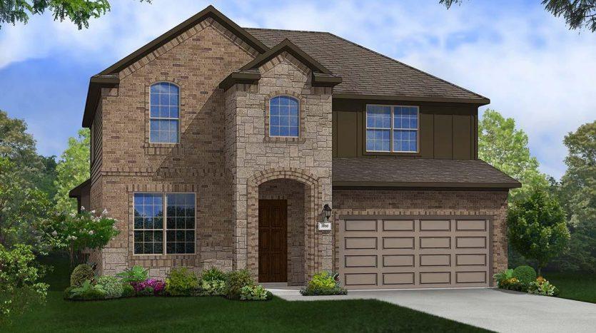 Gehan Homes Carnegie Ridge - Premier subdivision  Argyle TX 76226