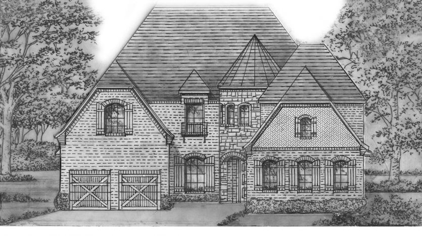 Shaddock Homes Light Farms - 70' Lots subdivision  Celina TX 75009