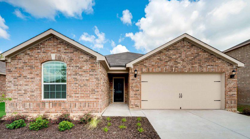 LGI Homes North Pointe Crossing subdivision  Anna TX 75409