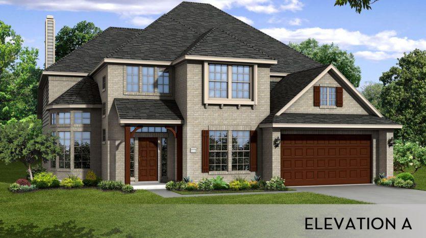 CastleRock Communities Inspiration subdivision  Wylie TX 75098