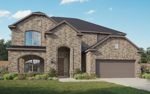 Gehan Homes The Arbors at Willow Bay subdivision  Frisco TX 75035