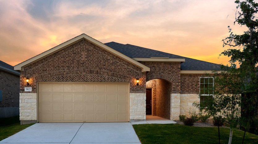 Del Webb Frisco Lakes subdivision  Frisco TX 75034