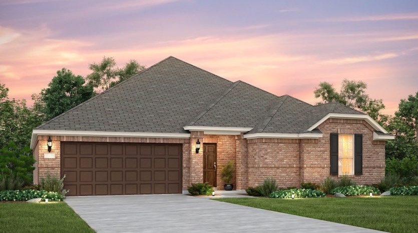 Pulte Homes Grayhawk Park subdivision  Wylie TX 75098
