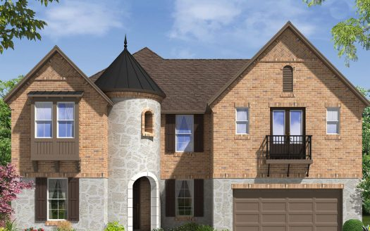 Meritage Homes Trinity Falls:Trinity Falls - Parkside Collection subdivision  McKinney TX 75071