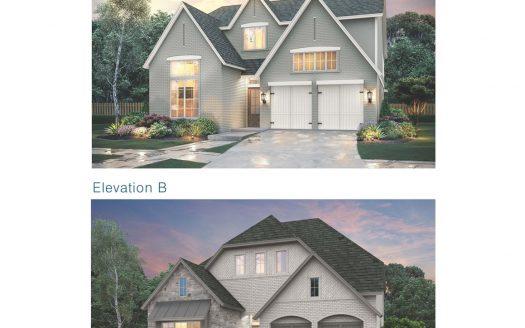 Southgate Homes Twin Creeks subdivision  Allen TX 75013