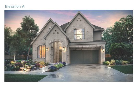 Southgate Homes Twin Creeks subdivision  Allen TX 75013
