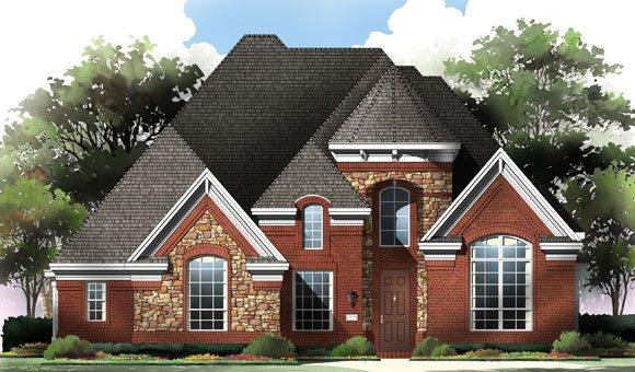 Grand Homes Frisco Hills subdivision  Little Elm TX 75068