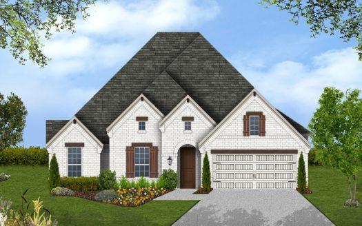 Plantation Homes Harvest 60' Homesites subdivision  Argyle TX 76226