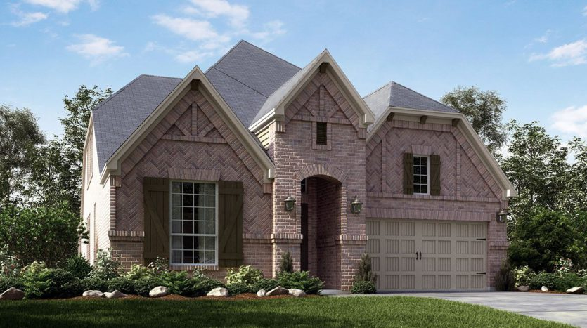 Village Builders Parkside 50's subdivision  Irving TX 75063