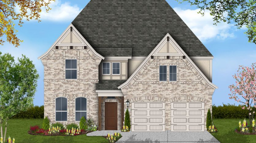 Plantation Homes Trinity Falls:Trinity Falls subdivision  McKinney TX 75071
