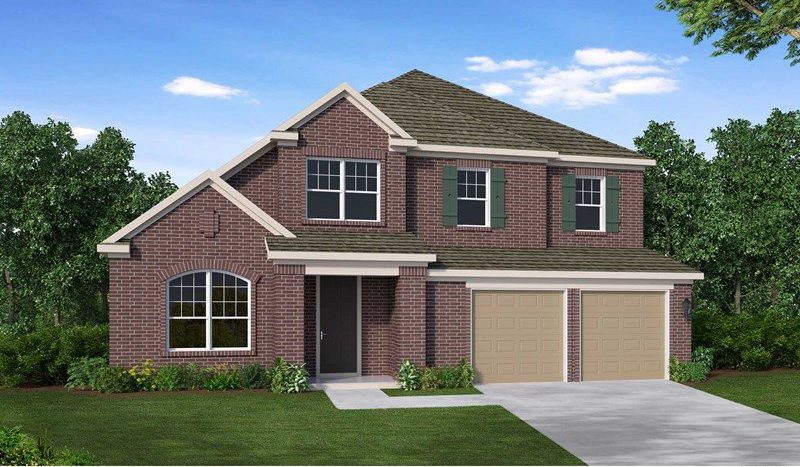 David Weekley Homes Viridian:Viridian Classics subdivision  Arlington TX 76005