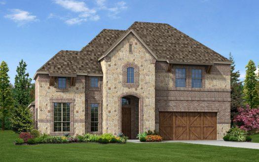 Trendmaker Homes Miramonte - Traditions subdivision 11466 La Salle Road Frisco TX 75035
