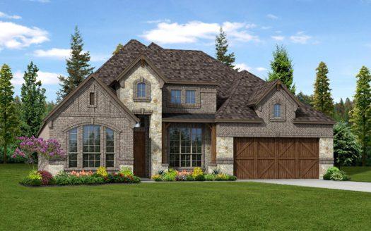 Trendmaker Homes Miramonte - Traditions subdivision 11536 La Salle Road Frisco TX 75035