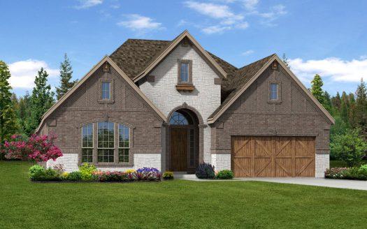 Trendmaker Homes Miramonte - Traditions subdivision 11562 La Salle Road Frisco TX 75035