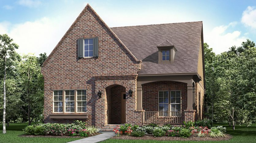 Darling Homes Tucker Hill - 46' Homesites subdivision  McKinney TX 75071