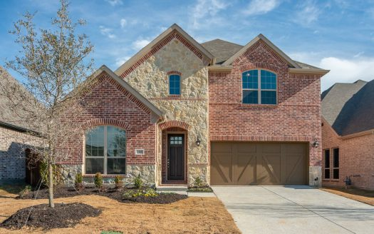 American Legend Homes Stonebridge Ranch - Melton Ridge subdivision 2309 St. Mary Lane McKinney TX 75072