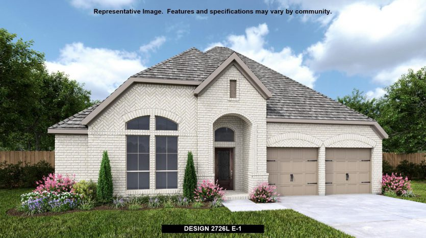 Perry Homes Lakewood at Brookhollow 55' subdivision  Prosper TX 75078