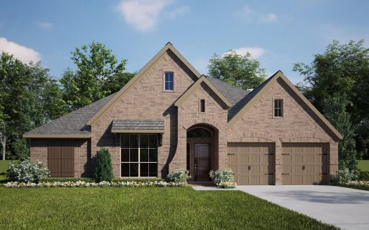 Perry Homes Lilyana 60' subdivision  Prosper TX 75078