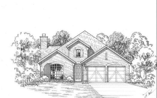 American Legend Homes Wildridge:Wildridge - 50s subdivision 3013 Pioneer Path Oak Point TX 75068