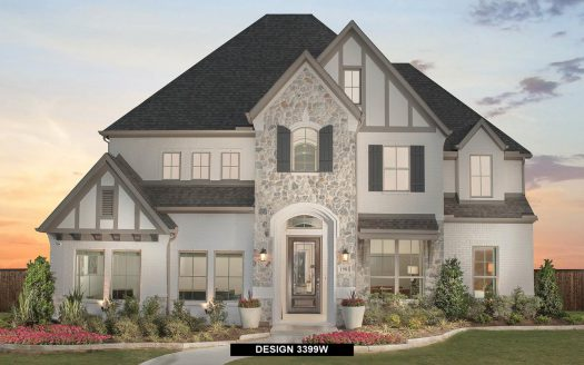 Perry Homes Hollyhock 65' subdivision 2174 SAVANNAH OAK ROAD Frisco TX 75033