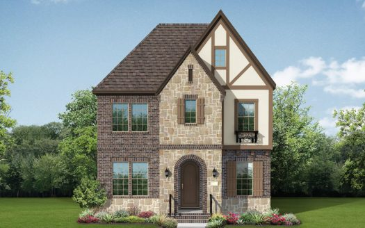 Darling Homes The Tribute Somerset - 40' Homesites subdivision  The Colony TX 75056