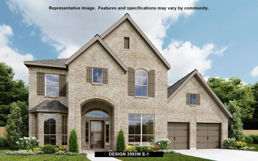 Perry Homes Hollyhock 65' subdivision 2192 SAVANNAH OAK ROAD Frisco TX 75033