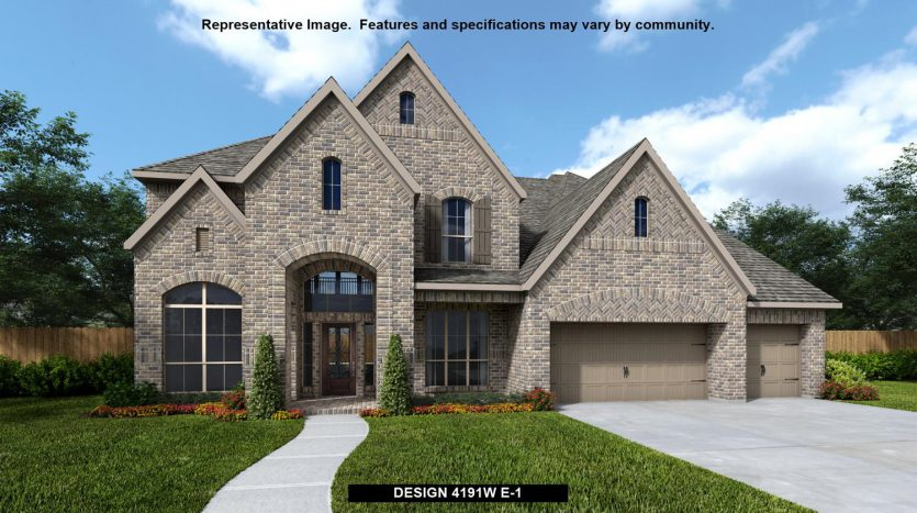 Perry Homes Fairway Ranch 75' subdivision  Roanoke TX 76262