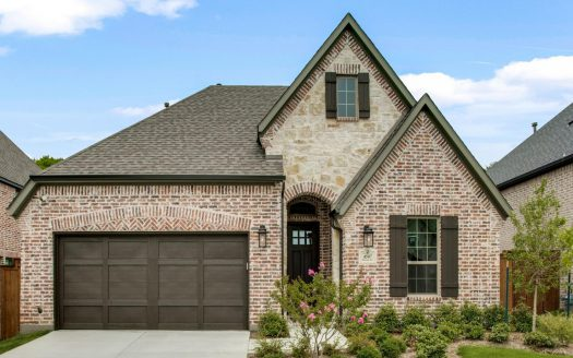Saxony by Shaddock Homes Villas at Preston Hollow subdivision 4507 Helston Drive Plano TX 75024