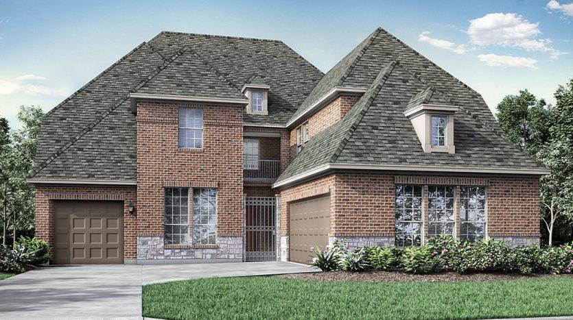 Darling Homes Windsong Ranch - 71' Homesites subdivision  Prosper TX 75078