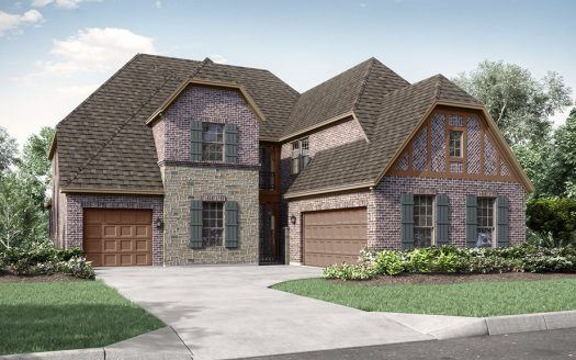 Darling Homes Lakewood at Brookhollow - 60' Homesites subdivision  Prosper TX 75078