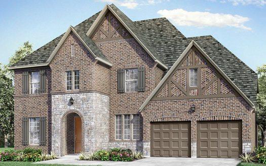Darling Homes Lakewood at Brookhollow - 60' Homesites subdivision  Prosper TX 75078