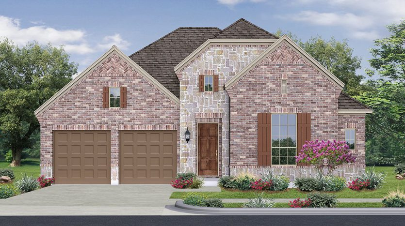Darling Homes Windsong Ranch - 61' Homesites subdivision  Prosper TX 75078