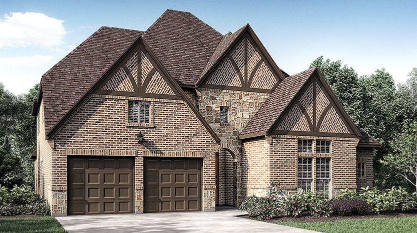 Darling Homes Windsong Ranch - 61' Homesites subdivision  Prosper TX 75078