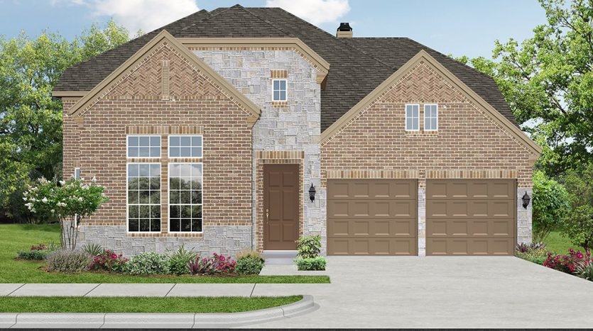 Darling Homes Lakewood at Brookhollow - 55' Homesites subdivision  Prosper TX 75078