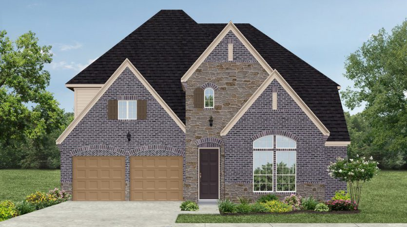 Darling Homes Lakewood at Brookhollow - 55' Homesites subdivision  Prosper TX 75078