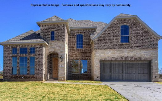 BRITTON HOMES Lakewood at Brookhollow 60' subdivision  Prosper TX 75078