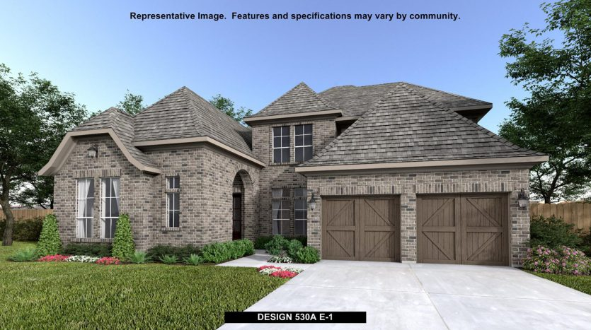 BRITTON HOMES Windsong Ranch subdivision  Prosper TX 75078