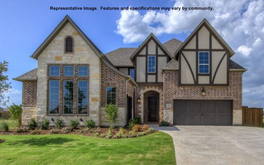 BRITTON HOMES Lakewood at Brookhollow 60' subdivision  Prosper TX 75078