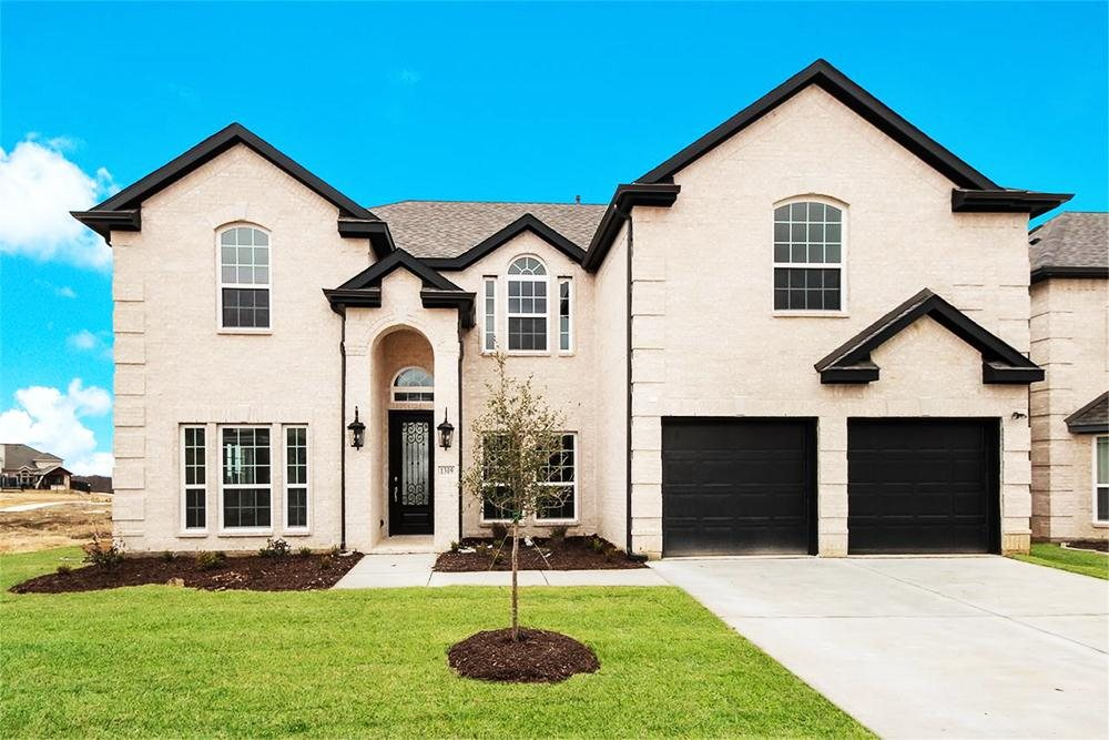 First Texas Homes Frisco Hills (Frisco ISD) subdivision 1309 Frisco Hills Boulevard Little Elm TX 75068