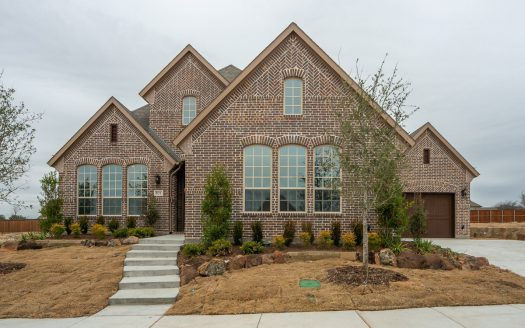 American Legend Homes Parkside subdivision 821 Biltmore Lane Prosper TX 75078