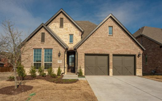 American Legend Homes Stonebridge Ranch - Melton Ridge subdivision 8616 Brunswick Lane McKinney TX 75072