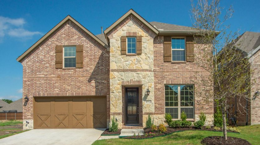 American Legend Homes Stonebridge Ranch - Melton Ridge subdivision 8712 Abbington Place McKinney TX 75072