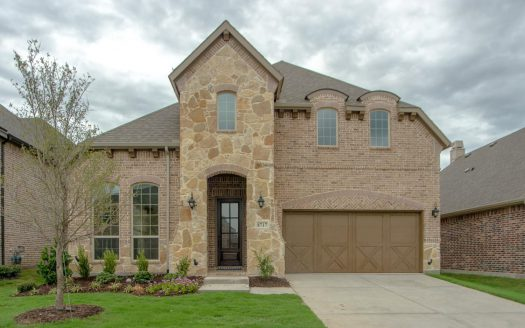 American Legend Homes Stonebridge Ranch - Melton Ridge subdivision 8717 Abbington Place McKinney TX 75072