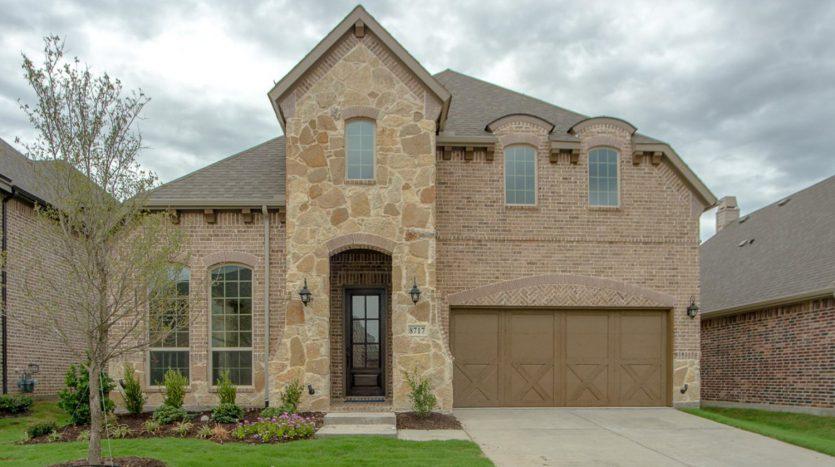 American Legend Homes Stonebridge Ranch - Melton Ridge subdivision 8717 Abbington Place McKinney TX 75072